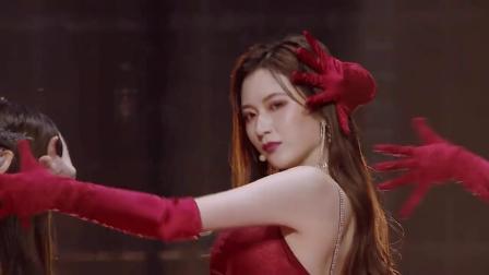 炙热的我们【舞台】满屏长腿→SNH48女王范翻唱《你好毒》热舞撩人_
