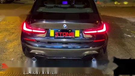 BMW G20 B48D 320i  Stone Valvetronic Catback by CP Performance HK.mp4