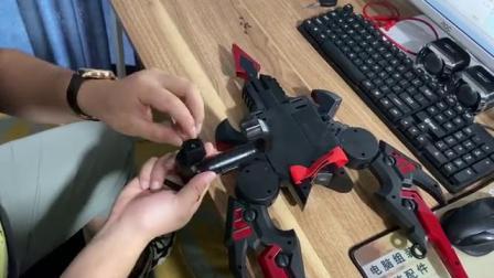 水弹弓箭的把手拆卸视频.mp4