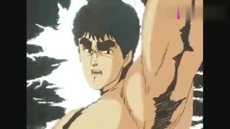 北斗神拳:健次郎爆发,愤怒北斗忏悔拳,只给7秒生命!
