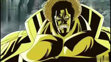 海贼王:黑胡子接下战国元帅一击,但面对卡普,却心生胆怯不敢迎战