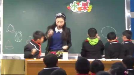 人美版美术二上《好吃的水果》河南老师优质课(配课件教案)