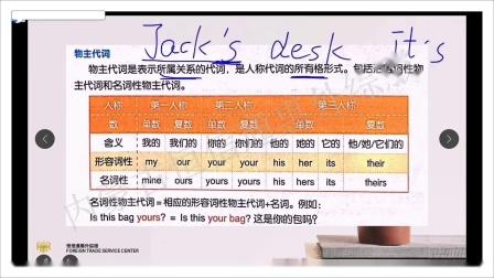 """内蒙古恒信通惠外综服""""外贸人""""英语培训课程——9.人称代词&物主代词.mp4"""