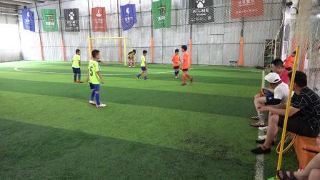 济南水蓝长青足球俱乐部20200620教学比赛录像Part5