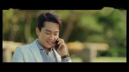 韩剧:宋承宪看着书,幻想着徐智慧一袭粉红长裙跟他一起浪漫约会.mp4