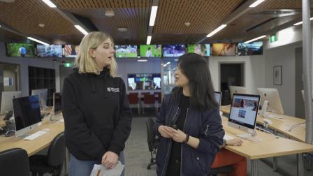 2019 Open Day | 人文学院同学带你体验学习生活