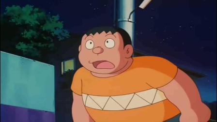 哆啦A梦大雄的创世日记胖虎去找大雄,竟意外发现外星人.
