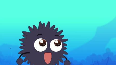 喜羊羊:小羊的潜艇里,出现偷吃老鼠,结果却发现就是懒羊羊!