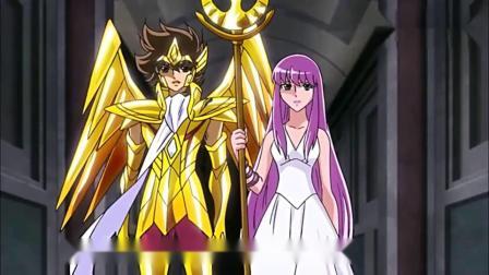《圣斗士星矢》金牛座黄金圣斗士一马当先,为雅典娜开路