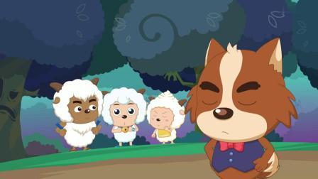 喜羊羊:牧牧不愧是侦探世家,凭借一点点线索,就还原了真相!