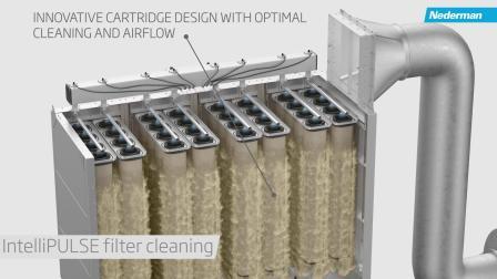 MCPSmartFilter 智能工业空气过滤器