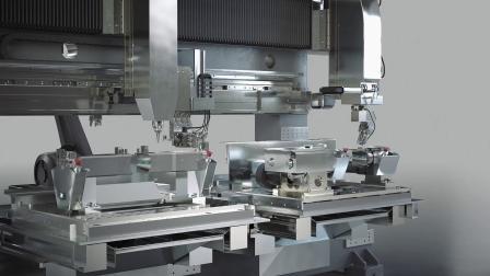 flc_1002-柔性切割焊接一体设备演示
