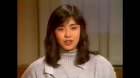 王祖贤早年采访片段,这满脸的胶原蛋白,满满的少女感,太漂亮了