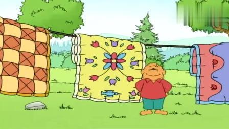 小熊一族:熊妈妈的被子卖的很好,主要还是被子做的好