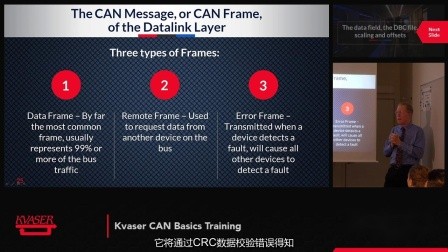 "CAN基础培训""揭开CAN之谜""(Different types of Frames)第七部分"