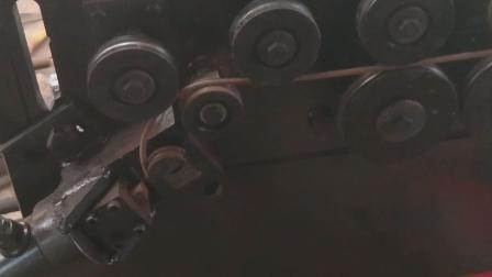 新款风扇网罩打圈机 钢筋圆凳钢筋打圈机 数控打圈机 防护罩打圈机全自动打圈机 铁线卷圈机 数控打圈机 铝线打圈机