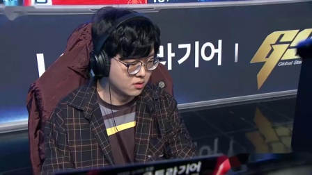星际争霸2 GSL S1 24强 D组 PartinG vs Dream 第一场