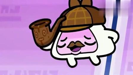 超迷你战士:迷你萌变身大侦探,把迷你勇变成了小狗