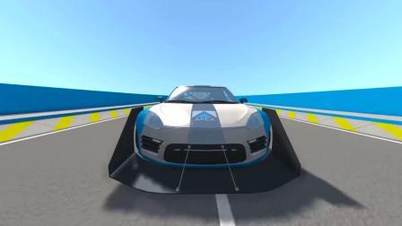 在巨型齿轮的把守下,汽车还能成功登船吗?3D动画模拟太刺激!