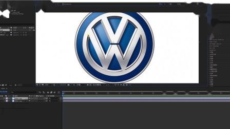 logo发光出场动画制作.mp4