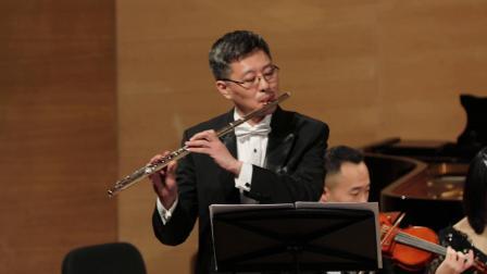 黄立杰老师指挥演奏《希望》(长笛、小提琴、大提琴与交响乐队)