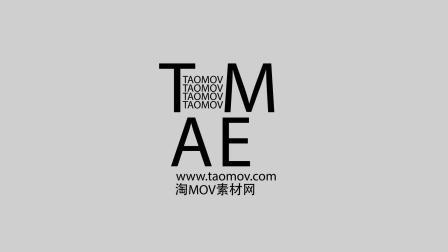 584二十一组简约文字标题排版设计字幕条版式动画视频源文件AE模板