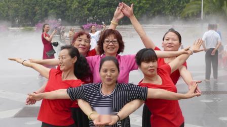 永寿堂活动----交谊舞曲中三--青藏高原