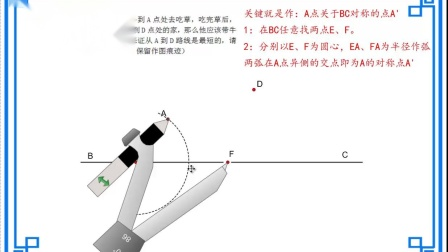 初一下 尺规作图 将军饮马问题 fg2006251631