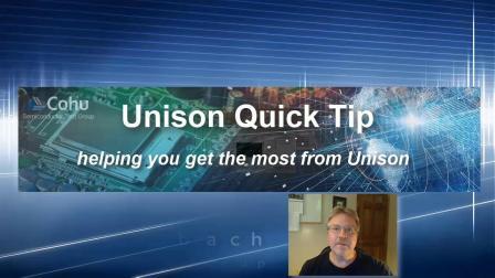 Managing Sites with Unison ActiveSites