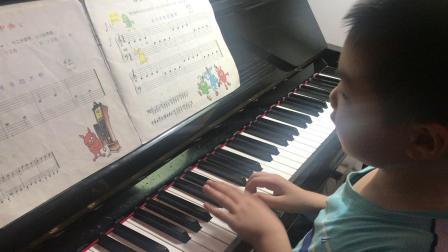 """第三课 小汤一 乐曲""""爷爷的大钟""""和""""莫卡辛软皮鞋舞"""" 江老师教你弹钢琴"""