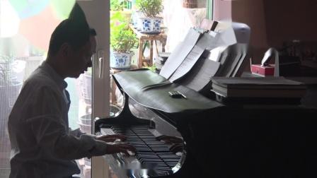 沈文裕演奏贝多芬《戏谑与玩笑》变奏曲 变奏5