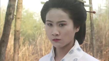 东洋女武士带领忍者搞,不料少侠使出绝世枪法,克制忍术