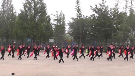 《第八套健身秧歌》——潍坊市坊子区老年艺术团