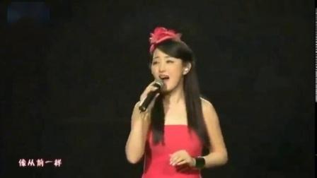 杨钰莹经典联唱《我不想说》《轻轻地告诉你》《在春天里等你》 - 西瓜视频