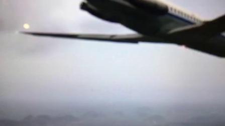 (桂林空难)中国民航3303号航班电脑模拟空难