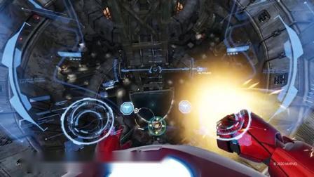 【游民星空】《钢铁侠VR》演示5