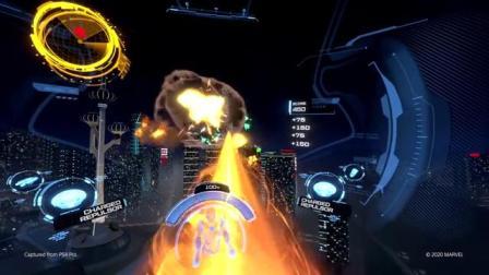 【游民星空】《钢铁侠VR》演示6