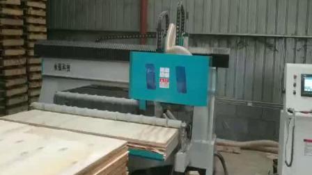 多层板数控开料机/数控开料锯2
