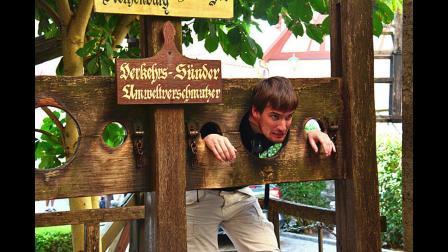 啊!田长洪oK卢森堡,德国罗腾堡,海德堡旅行图片