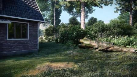Lumion电影表现第三段:林中小屋