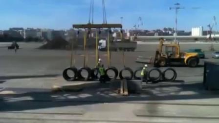 自动吊钩装卸钢卷2 | 智能吊装解决方案 | elebia