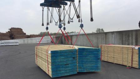 木屋架构方案 | 智能吊装解决方案 | elebia