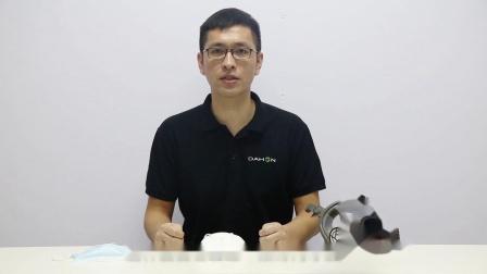 传声口罩新冠病毒防控疫情透明防护加大音量