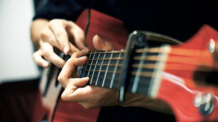 左手指月 乌托邦吉他指弹