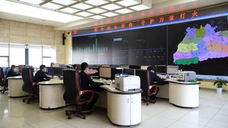 坚持党建引领助力电网发展