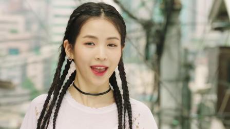 [杨晃]TWICE日本师妹团NiziU全新出道单曲Make you happy