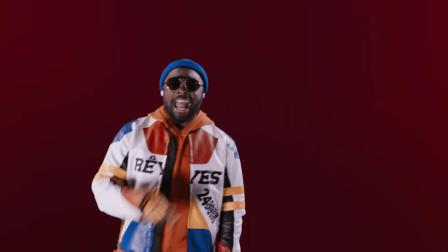 [杨晃]黑眼豆豆Black Eyed Peas超赞新单FEEL THE BEAT