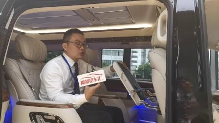 【魔都铭车汇】奔驰商务车打造商务移动办公新概念,品质代言人迈巴赫商务车7座