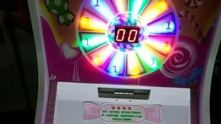 投币游戏机乖宝贝新款自动售卖退棒棒糖糖果机扭蛋机包厂家邮