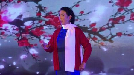宿迁市老年大学庆祝建党99周年,京剧演唱会.京剧班表演,红梅赞天天乐